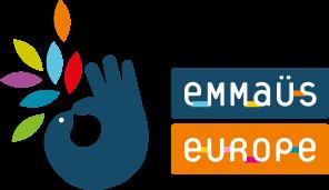 Logo Emmaüs Europe